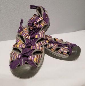 Keen Waterproof Womens Hiking Sandals sz 10 Purple
